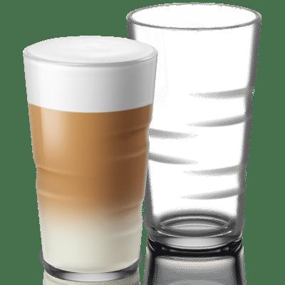 Voir VIEW verres à recettes