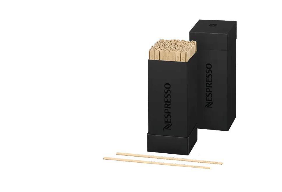 Voir Mélangeurs en bambou pour café