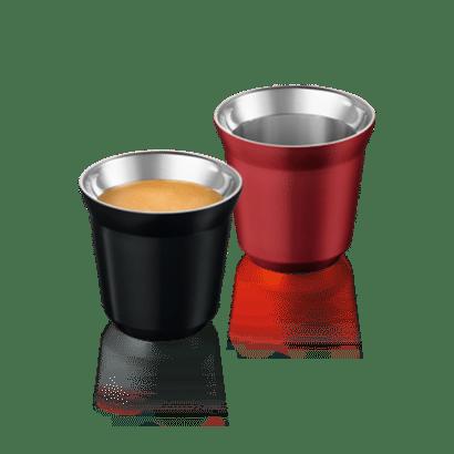 Voir Ensemble de tasses à espresso PIXIE, Ristretto & Decaffeinato