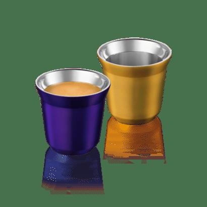 Voir Ensemble de tasses à espresso PIXIE, Arpeggio & Volluto