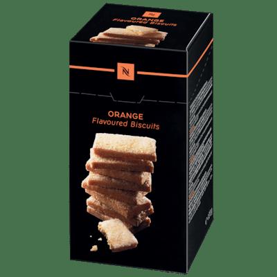 Voir Biscuits croquants à l'orange
