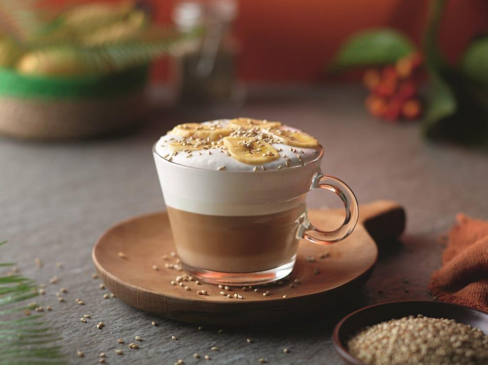 recette Cappuccino Banane